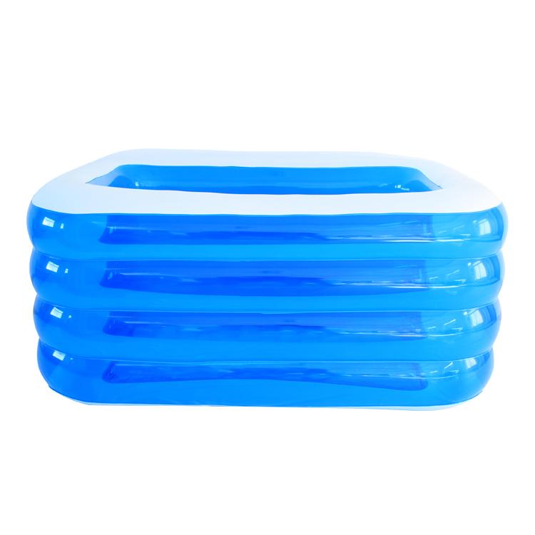 210 cm उच्च गुणवत्ता Inflatable आउटडोर स्विमिंग पूल