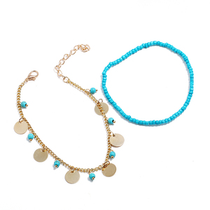d8652f427 Stone Anklet