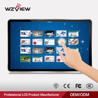 touch screen monitor, AIO PC, capacitive touch optional