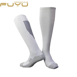 78d305383 New Style Best Mens Fitness Compression Knee High Team Soccer Socks