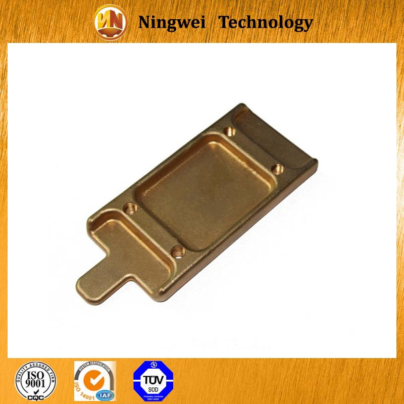 OEM customized casting high iron hardware accessories,used for door hinge