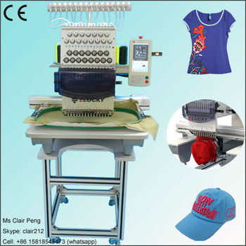 One Head Hat Embroidery Machine Sale For Embroidery Designs Buy