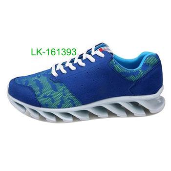 3e248f6e Primavera respirable barato hoja nombres de marca zapatos para correr para  hombres
