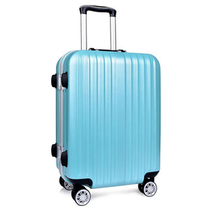 Manufacturers Wholesale High Quality Smart Carry-on ABS Sky travel luggage hard case trolley bag korea luggage brands