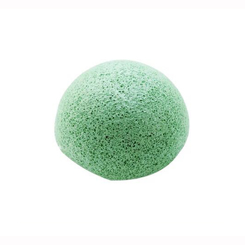 Natural Bath Facial Cleansing Body Exfoliating Activated Bamboo Charcoal Konjac Sponge