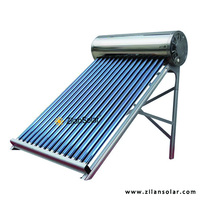 on sale! china factory price domestic solar water heater