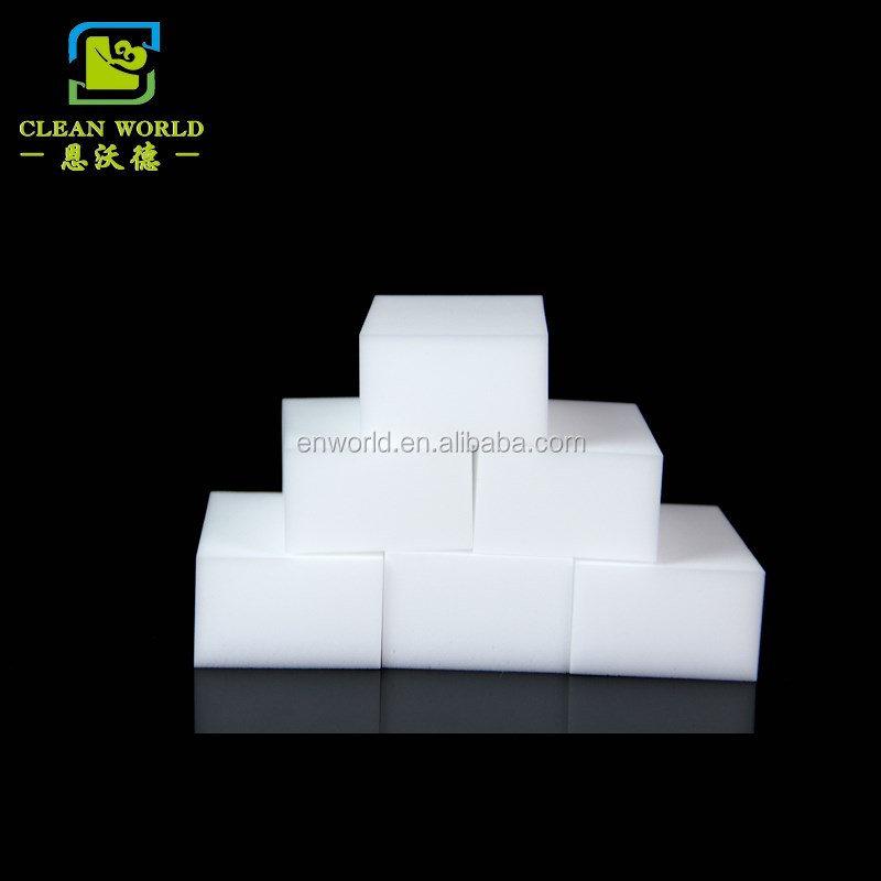 high density magic eraser/nano foam compressed magic melamine sponge