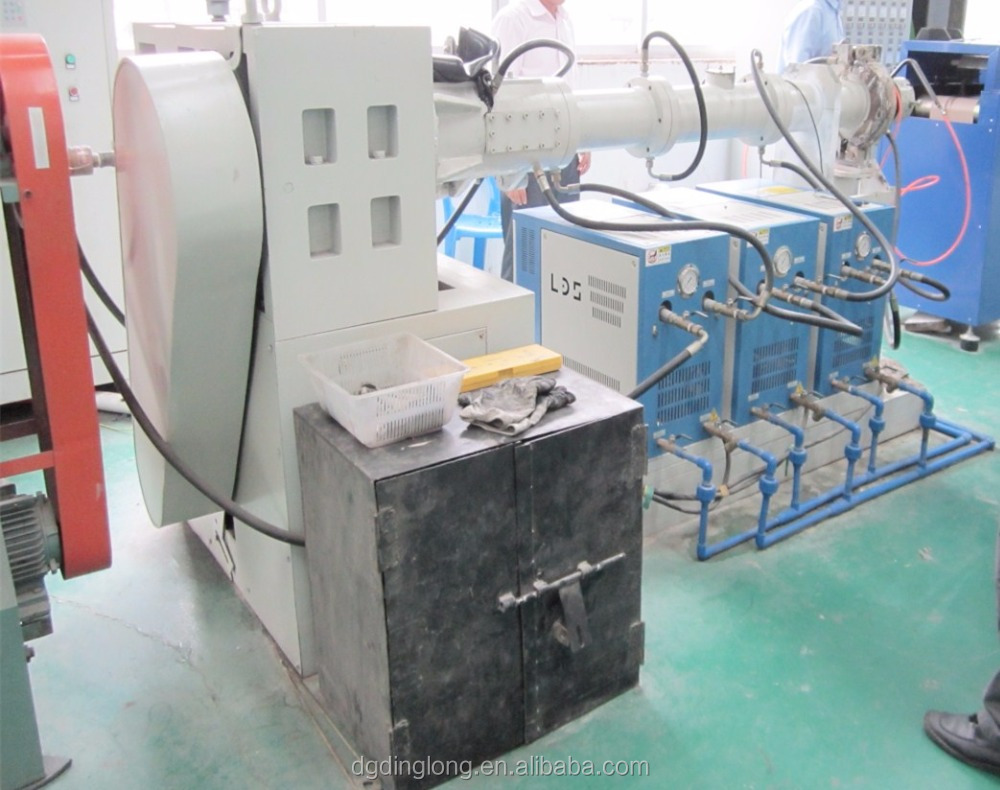 Rubber Hose Production Line/Rubber Strip Extruder/Extrusion Line