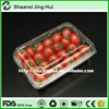 China PET plastic clear clamshell Vegetable and Fruit fresh tomato packaging