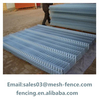 Hot dipped galvanized hardware cloth / galvanized welded wire mesh