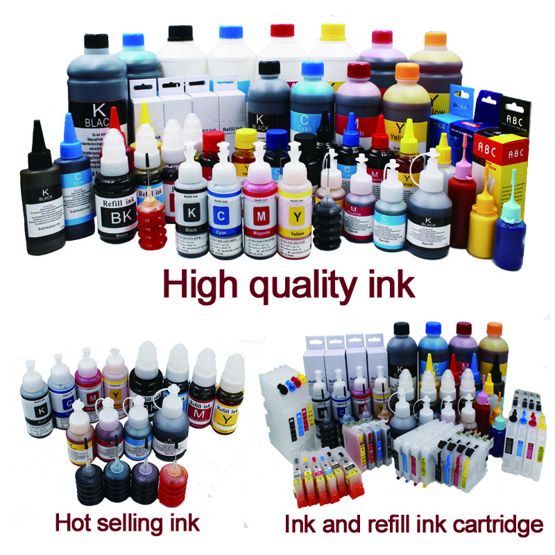 Colorpro 1000ml solvent ink compatible for Roland Solijet Pro III XJ-740 XJ-640 XC-540 printer pigment ink