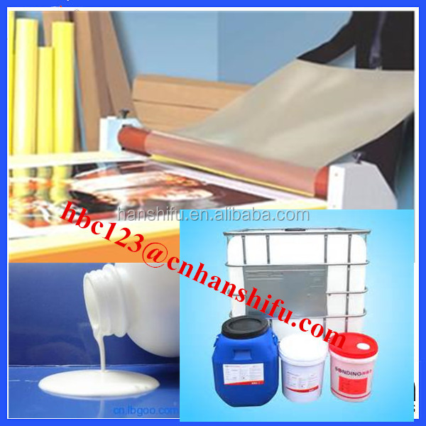 glue good quality waterbased Adhesive emulsion laminating glue