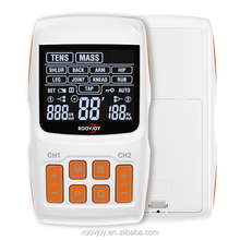 china silklite massager device electrodes ems muscle stimulator machine rehabilicare tens unit