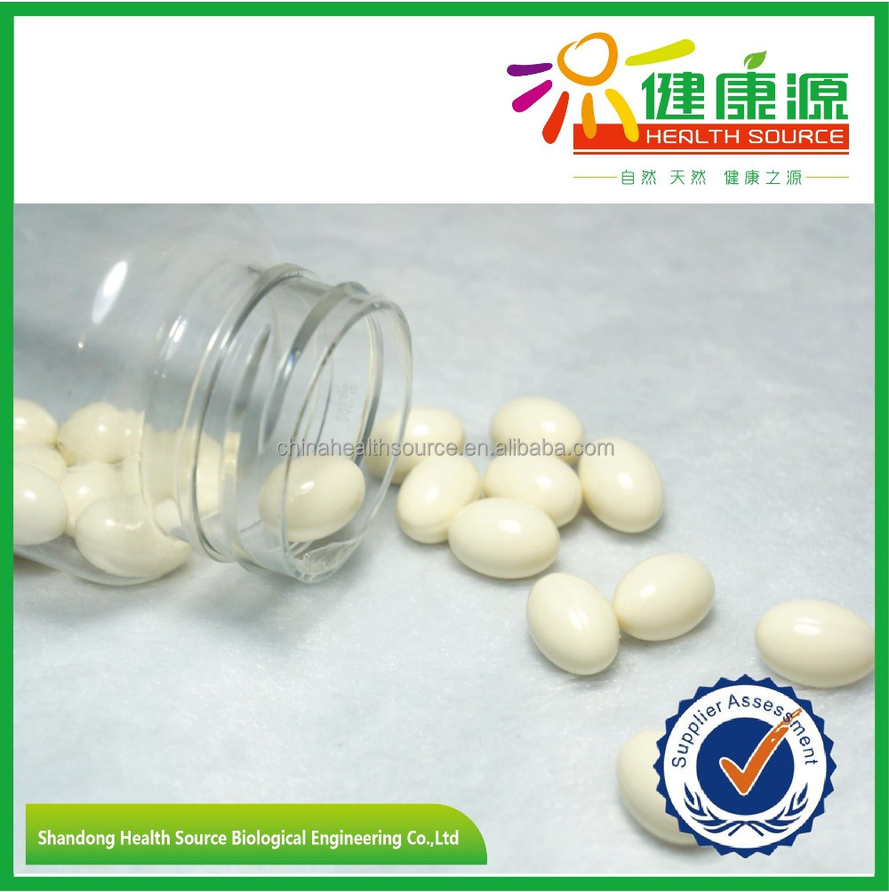ISO9000 and GMP approved calcium + vitamin d softgel capsule in bulk