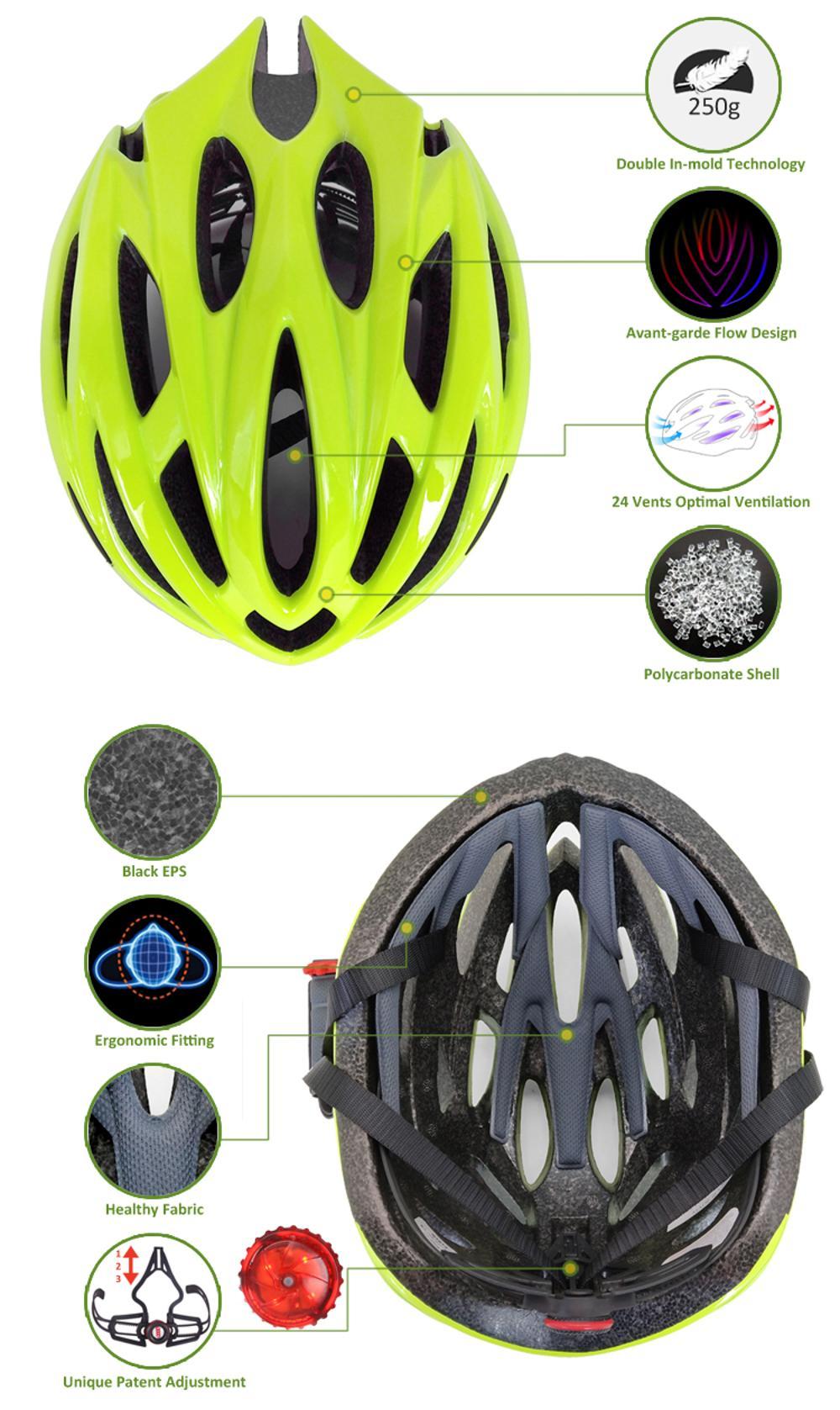 superman bike helmet AU-BM19 Details 7