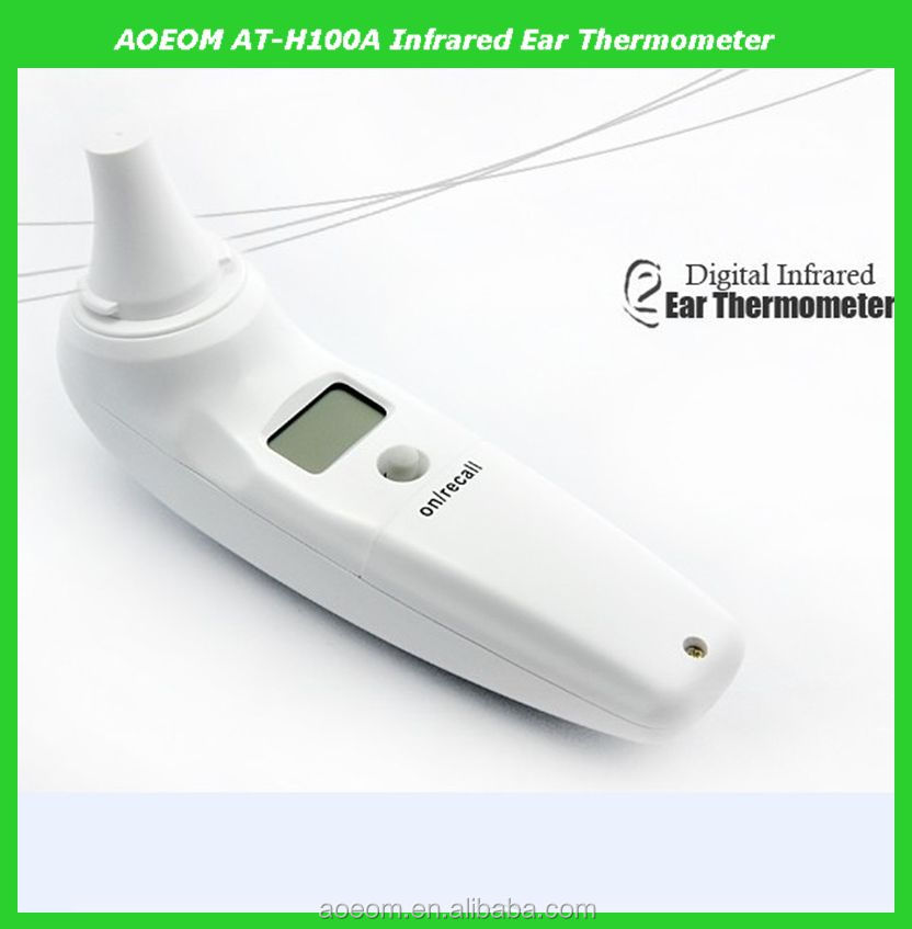 Manufacture Digital Infrared Ear Thermometer Probe Cover