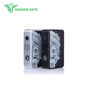 100% Original VV/ VW 233W Hotcig R233 dual 18650 box mod for sale