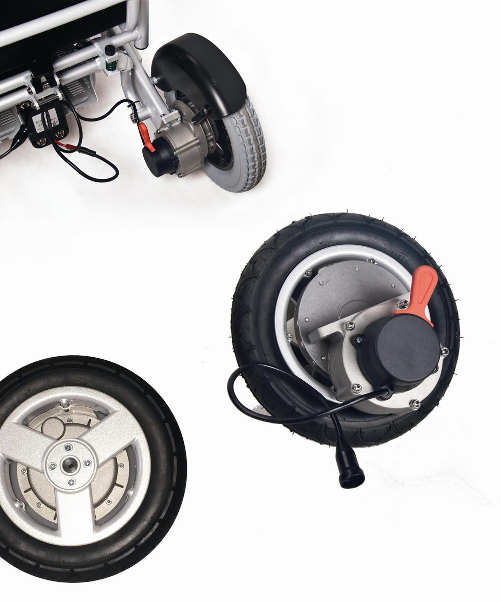 Wheelchair Spare Parts Electric Wheelchair Motor Bldc