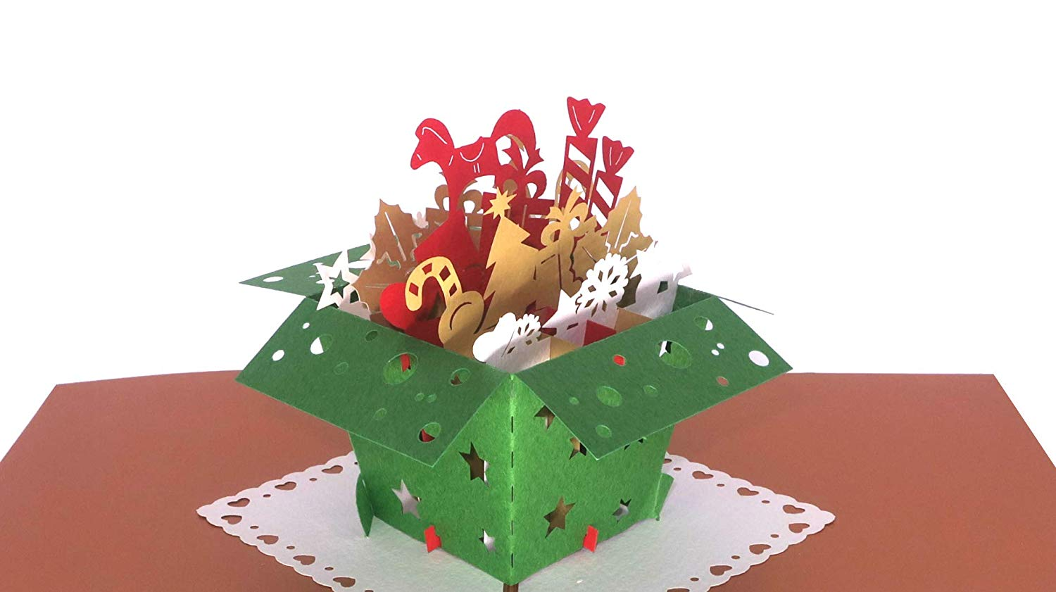 Cheap 3d Christmas Card Find 3d Christmas Card Deals On Line At