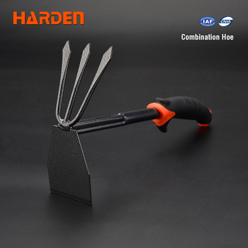 Harden Professional Small Garden Hand Tool Combination Hoe With