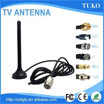 tv antenna booster. high performance 3db magnetic type car tv antenna booster digital uhf/vhf homemade n