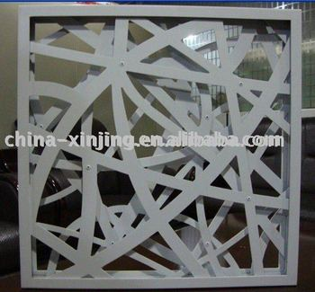 decorative ceiling tiles. Modern Decorative Ceiling Tiles/cnc Perforated Panel Tiles
