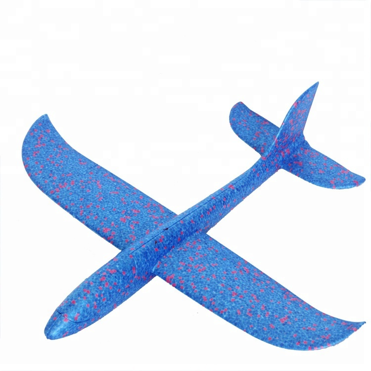 Airplane foam for promotional product on alibaba