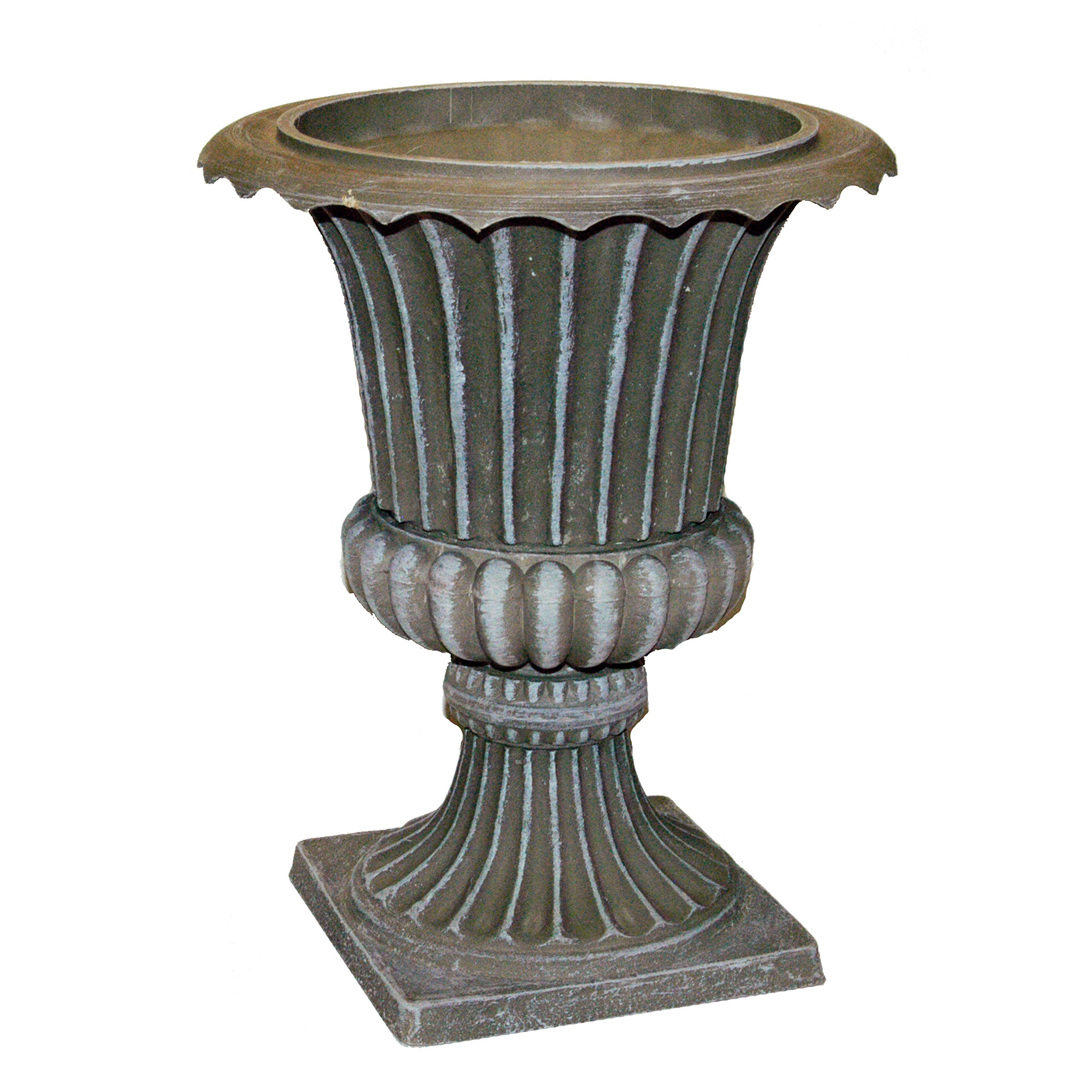Cheap table clay flower planter find table clay flower planter get quotations exaco trading fm 013 endura clay imperial urn planter izmirmasajfo