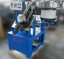 Nail Insertion machine for plastic wire clips/Cable clip assembly machine