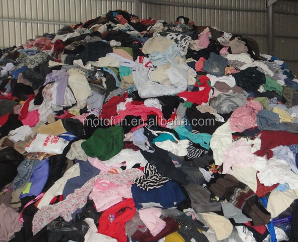 Cheap used clothing