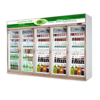 Shop commercial glass door refrigerator freezer 5 door shop commercial glass door refrigerator freezer 5 door refrigerator planetlyrics Images