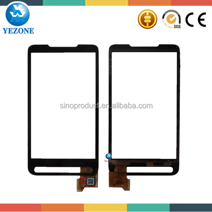 Mobile Phone Touch Screen for Htc Hd2 ,Spare Parts For HTC HD2 T8585 Touch Screen Replacement