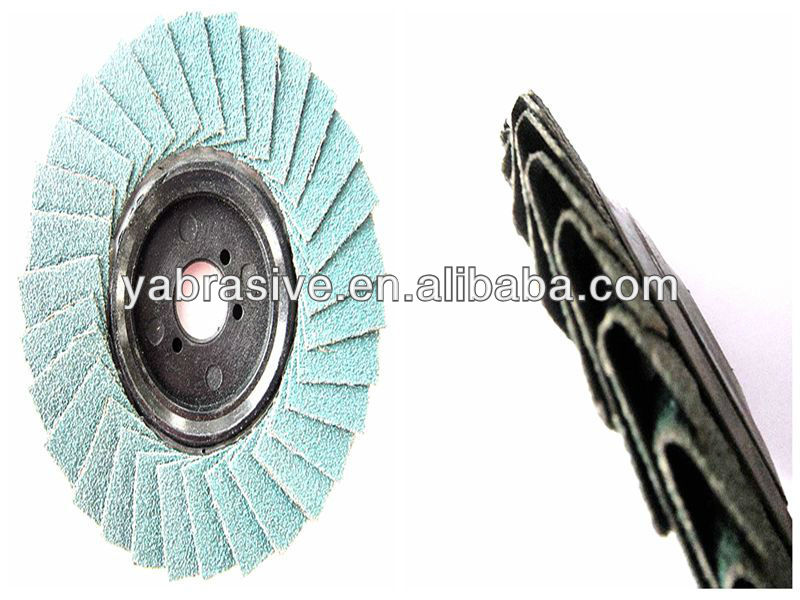Double Sided Abrasive Flap Disc/ Double Side Grinding Wheels ...