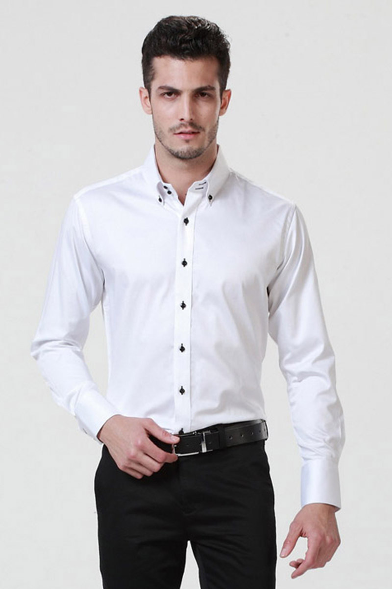 Find great deals on Mens Black Button Down Collar Dress Shirts Clothing at Kohl's today! Sponsored Links Outside companies pay to advertise via these links when specific phrases and words are searched.