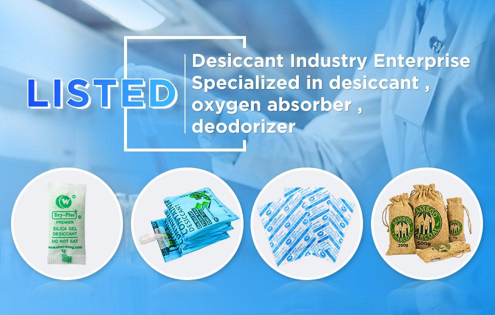 desiccant manufacturer