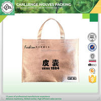 Non woven reusable shopping bag