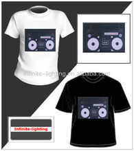 Hot and popular rock music band t-shirts with good quality