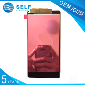 low prices china mobile phone lcd for sony xperia z2,assembly for sony xperia z2 d6502 d6503 d6543 touch screen