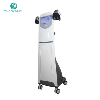 Powerful V9 Vacuum liposuction/rf/ infrared laser shape roller fat machine