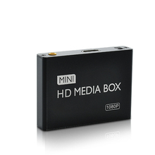 HD Mini Media Player 1080 P SD/USB HD Media Player