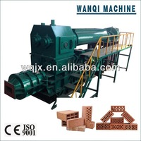 big scale fly ash and clay brick making machine hot sale in Russia, high productivity and engineer available overseas
