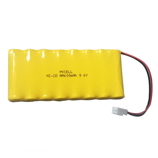 Ni-cd AA 600mAh 9.6V Ni Cd Rechargeable Battery Pack For Cordless Battery Drill/ Led Light