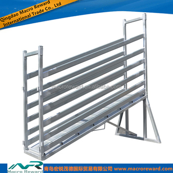 AS/NZS 3m Steel Cattle Loading Ramp