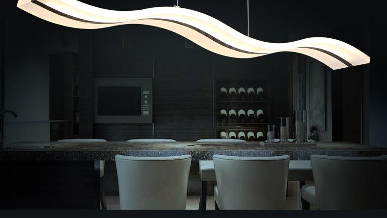 Pendant Lights Kitchen Dining Room Modern Led Ceilings Bedroom Home  Lighting Suspension Luminaire Hanging Light Fixtures - Buy High Quality  Light ...