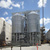 High Quality Grain Steel Silo With 1000tons Capacity Used For Storing Corn