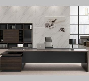 Elegant Office Table Ceo Executive Desk