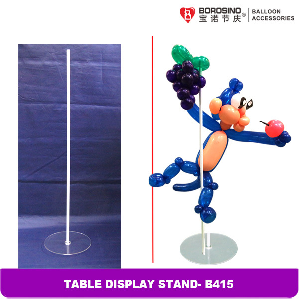 Wholesale b table decoration transparent balloon