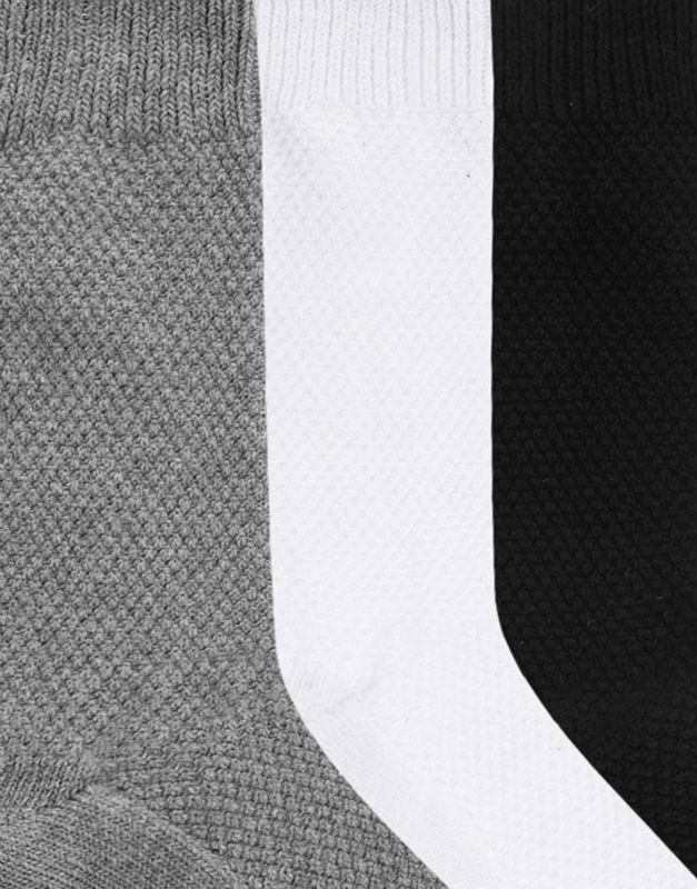 Soft Breathable Mens Dress Socks