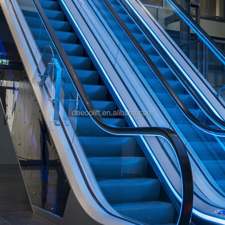 Step Lighting Automatic Escalator For Ping Mall Lift Product On Alibaba