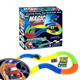 High quality kids playing colorful light electric racing magic car track toy
